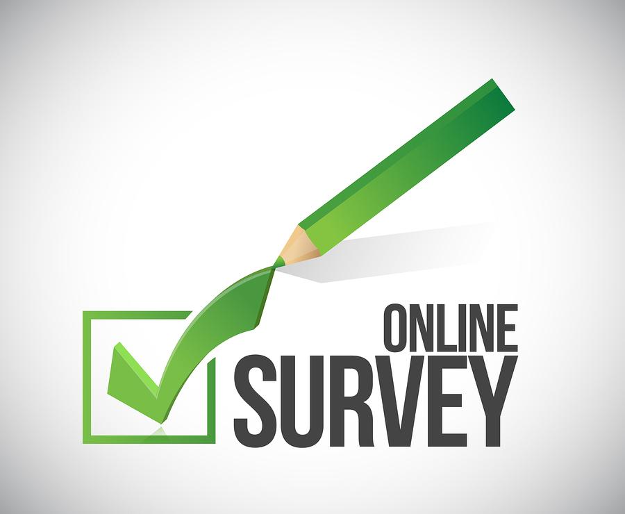 online survey check box